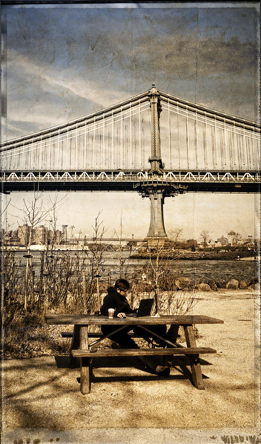 Dumbo Photograph -  Dumbo by Frank Winters