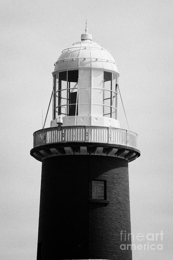 East Light Lighthouse Altacarry Altacorry Head Rathlin Island  Northern Ireland Photograph