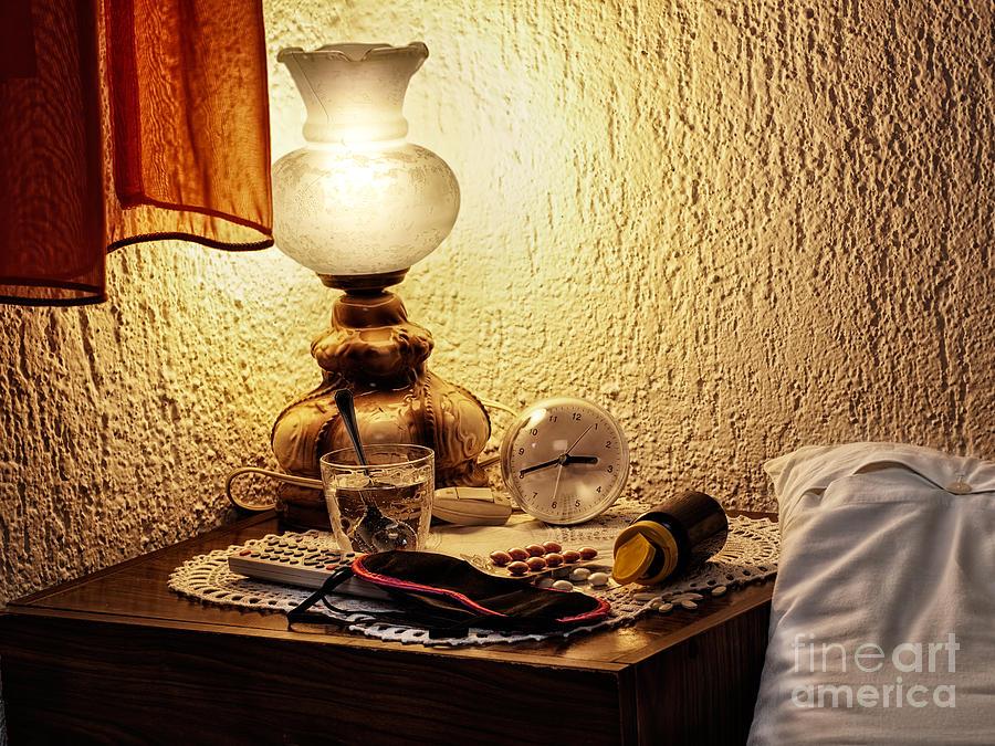 Wakefulness Photograph -  Insomnia by Sinisa Botas