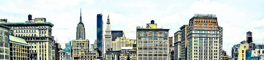 New York City Photograph  -   New York City Fine Art Print