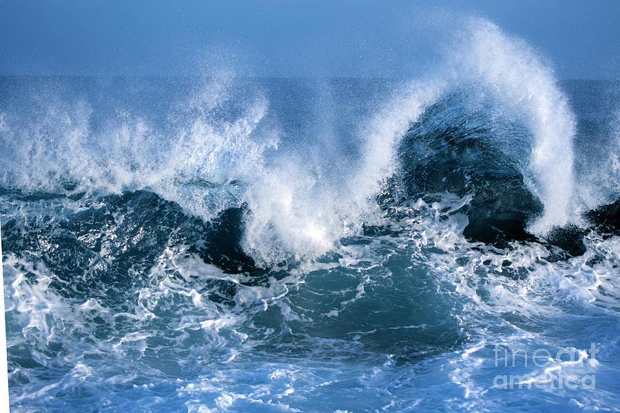 Ocean Wave Photograph