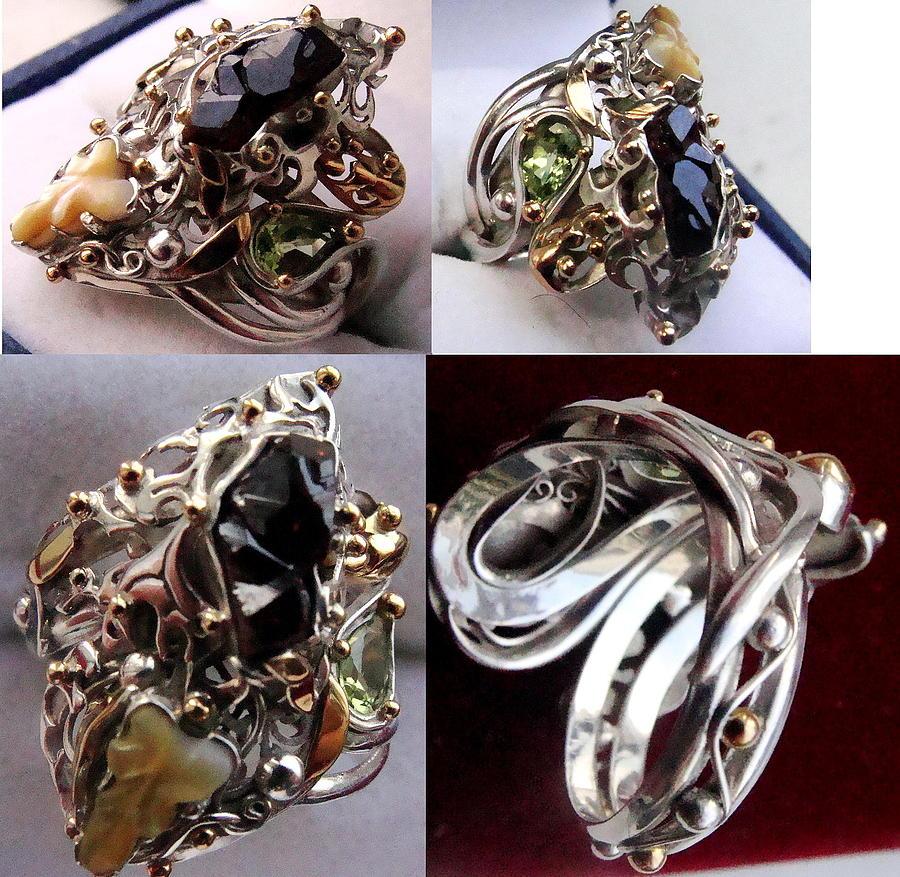 Ring Bizantium Jewelry