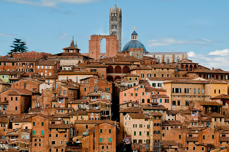 Siena Italy  city pictures gallery : Siena Italy is a photograph by Xavier Cardell which was uploaded on ...