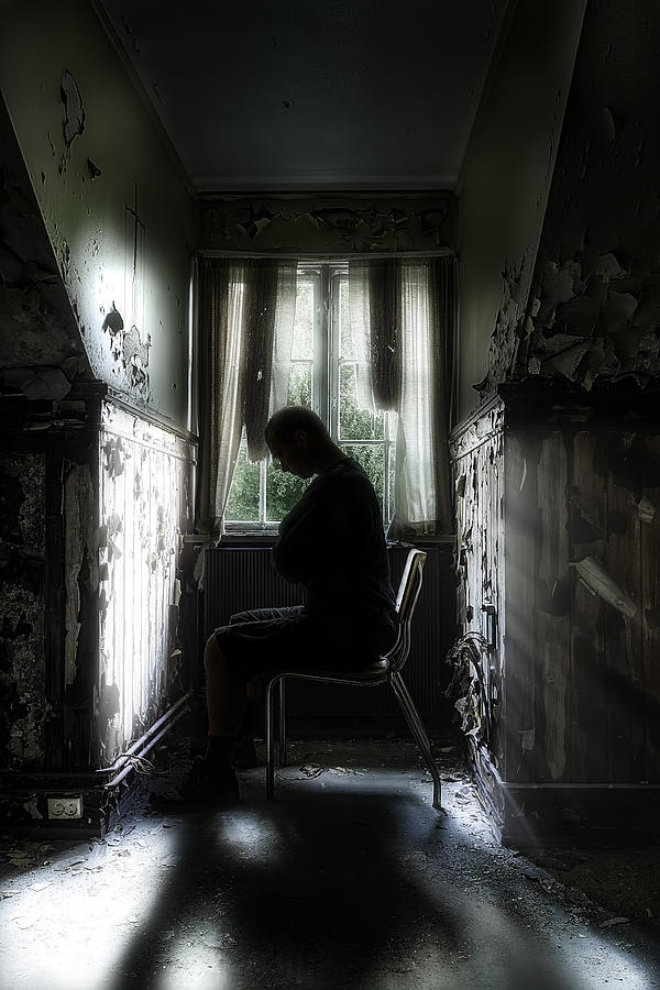 The Asylum Project - Waiting For The Miracle Photograph