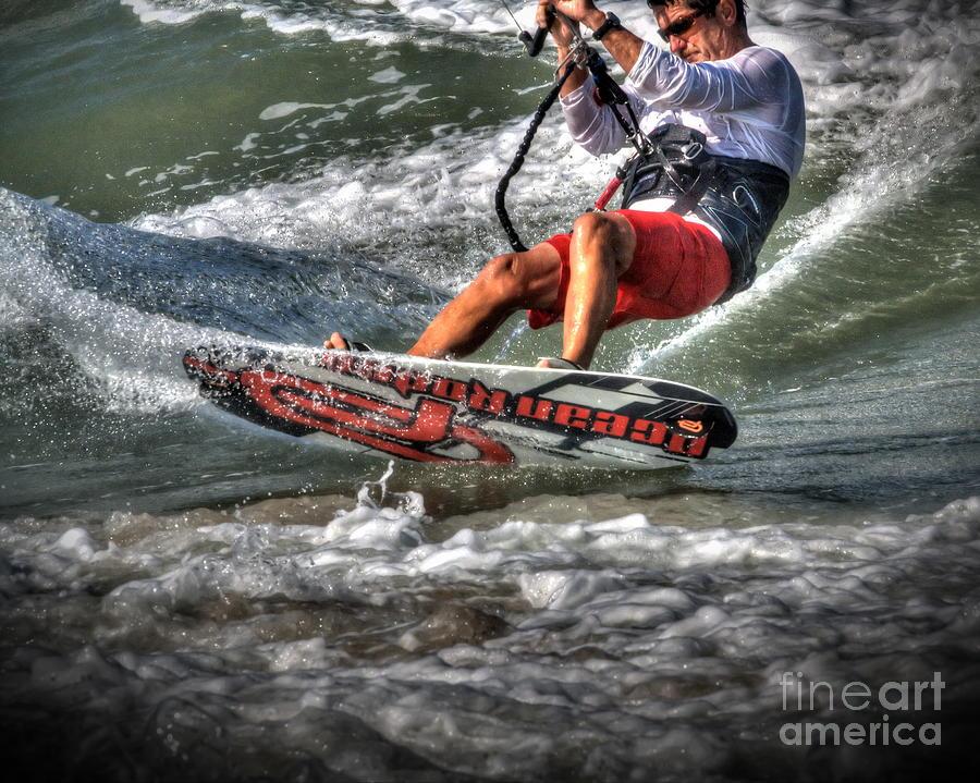 The Kitesurfer Photograph