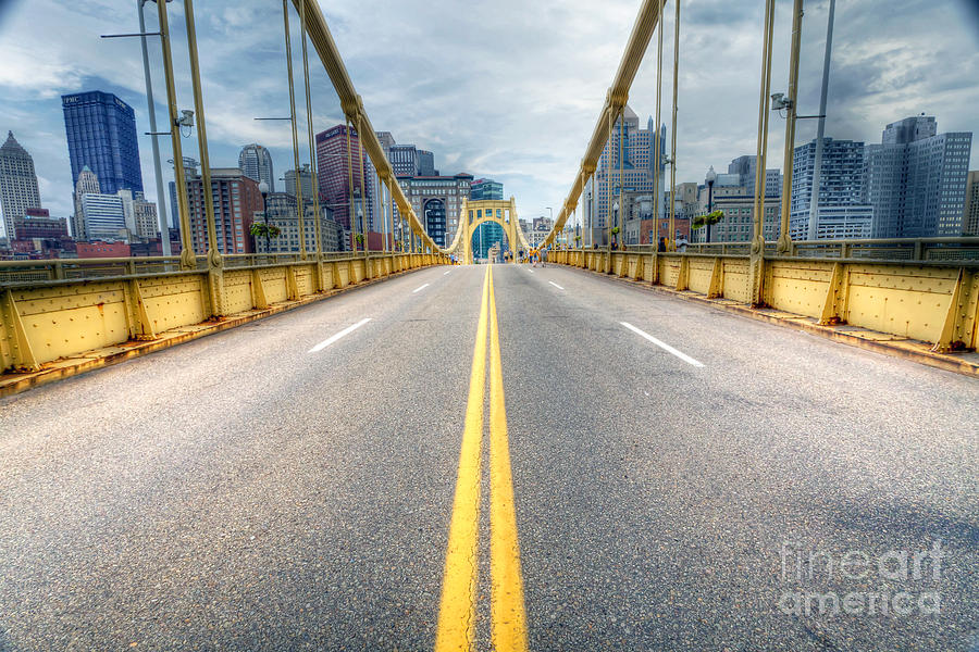 Pittsburgh Photograph - 0306 Pittsburgh 9 by Steve Sturgill