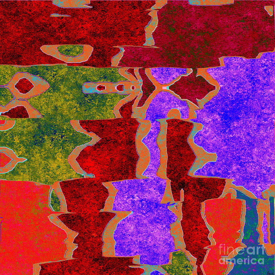 0322 Abstract Thought Digital Art