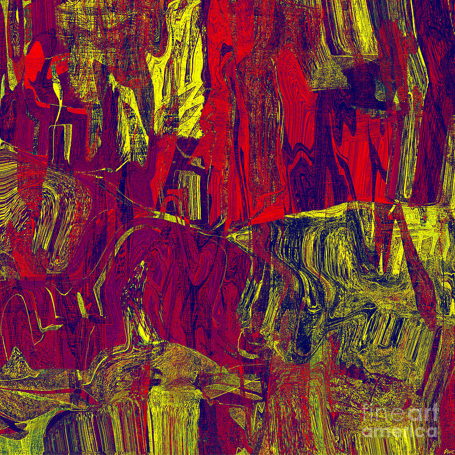 0479 Abstract Thought Digital Art