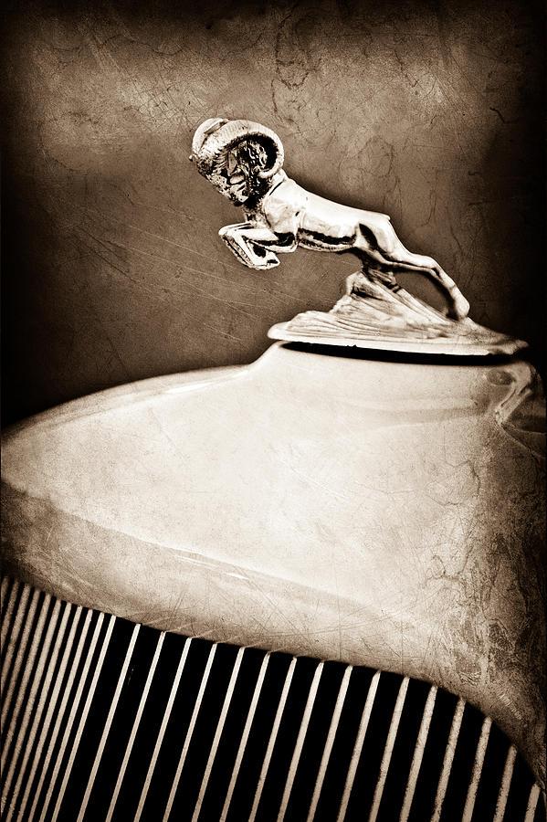 1933 dodge ram hood ornament photograph 1933 dodge ram hood ornament. Cars Review. Best American Auto & Cars Review