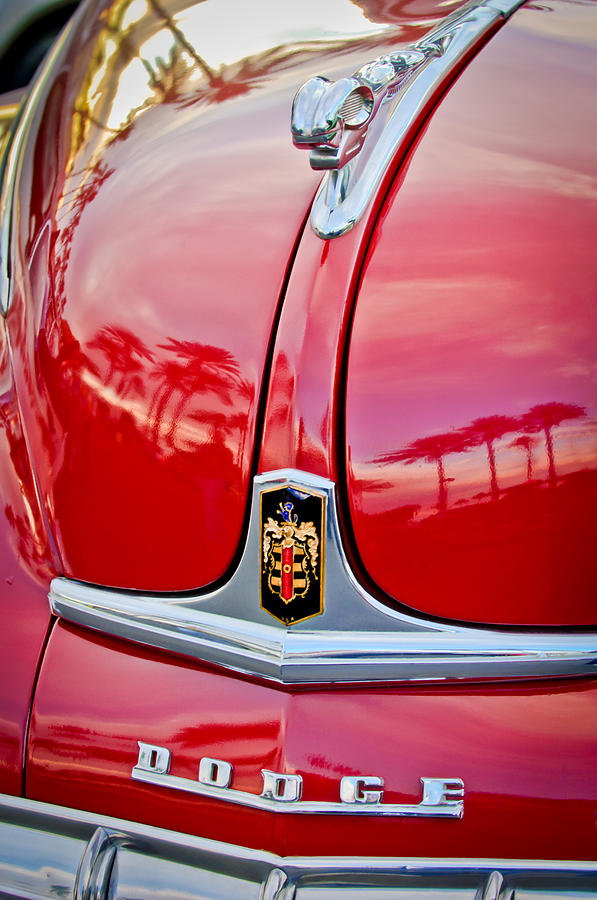 1948 dodge ram emblem photograph 1948 dodge ram hood ornament by. Cars Review. Best American Auto & Cars Review
