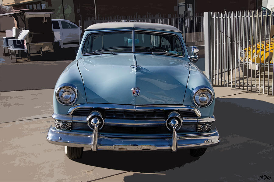 1951 ford 2 door sedan photograph by nick gray for 1951 ford 2 door coupe