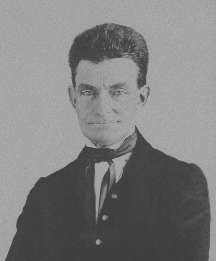 Abolitionist John Brown Photograph