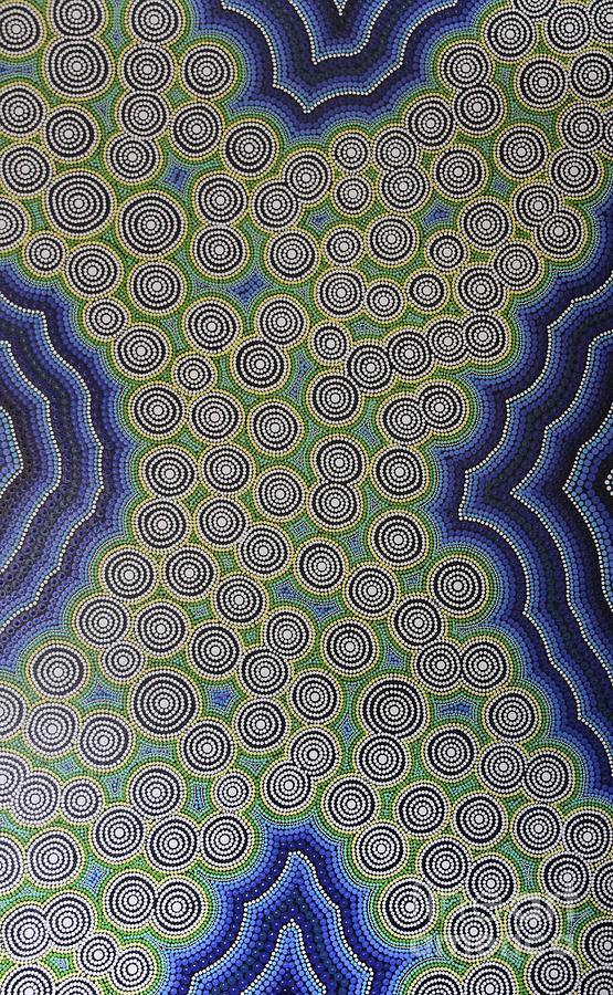 Aboriginal Inspirations 18 Painting