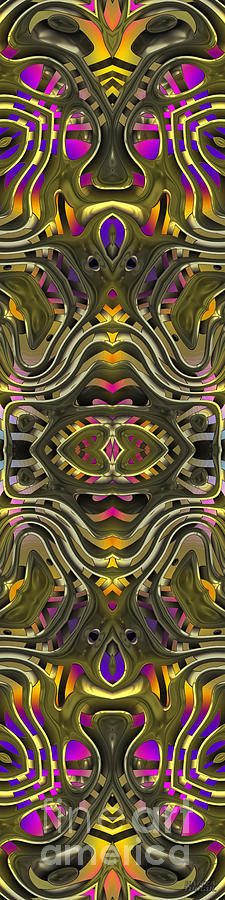 Abstract Rhythm - 28 Digital Art