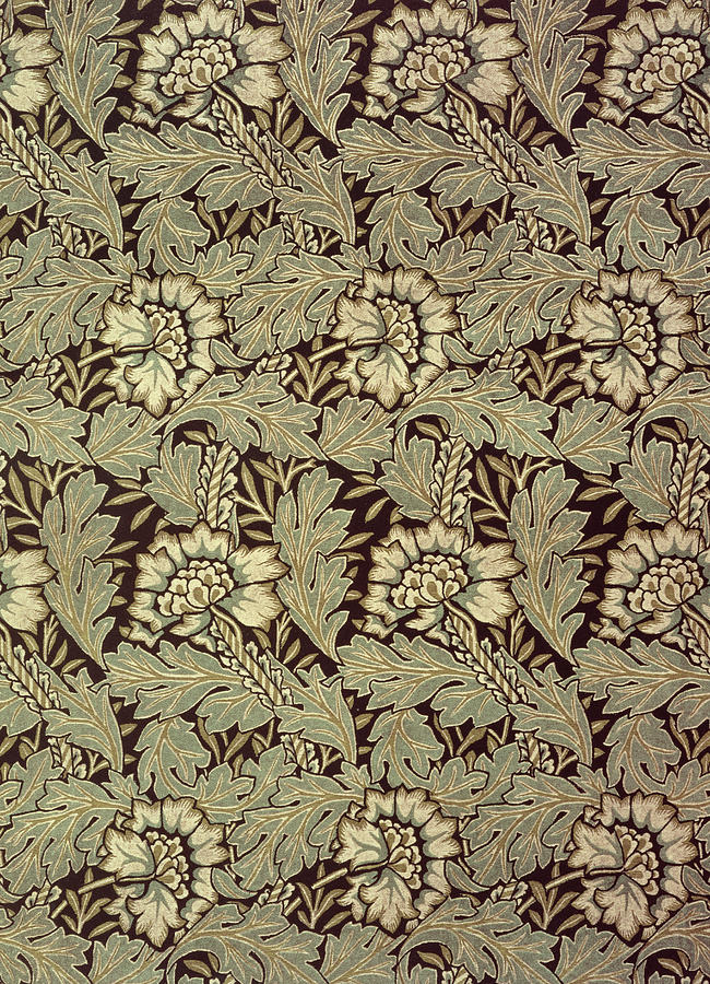 Anemone Design Tapestry - Textile