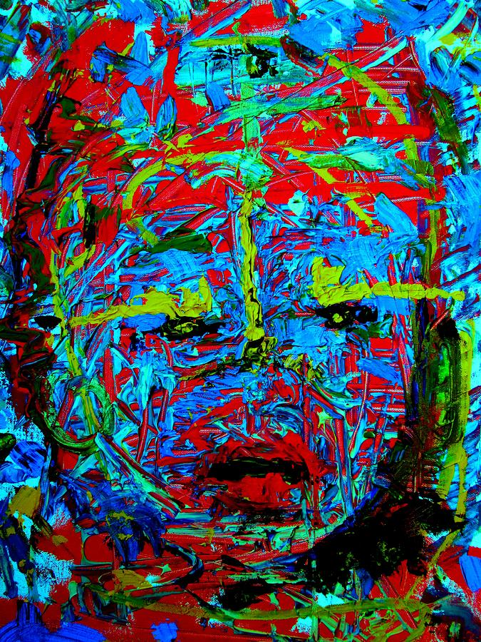 anger painting - photo #27
