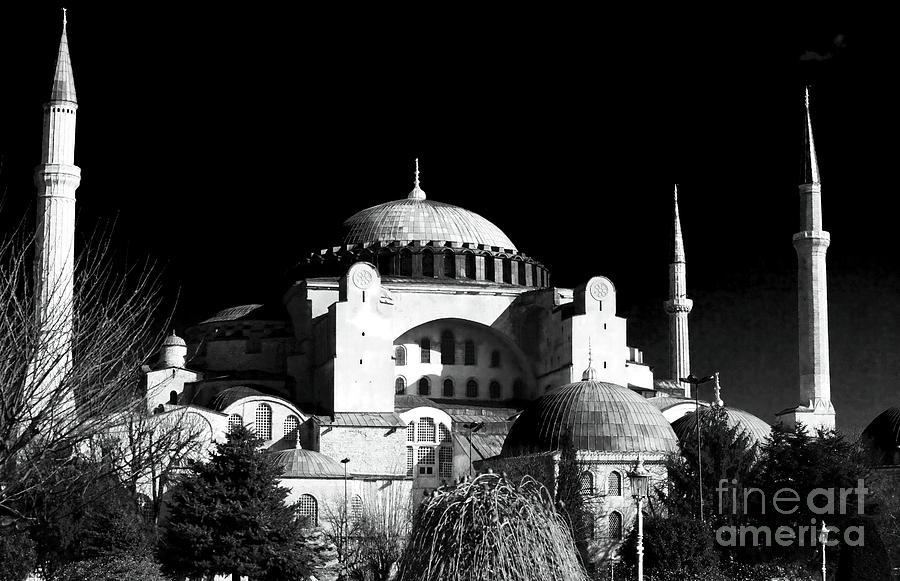 Aya Sofya Photograph