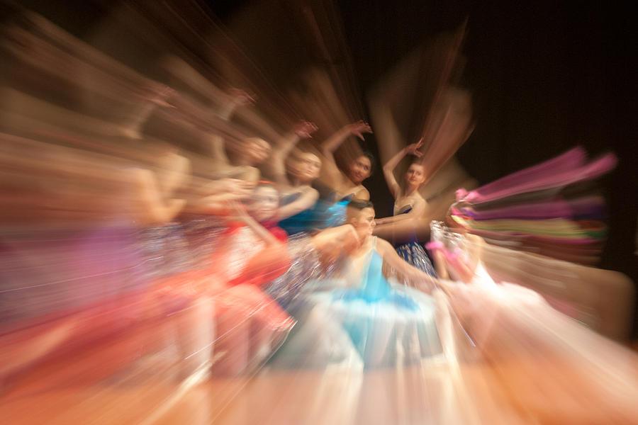 Ballet Photograph - Ballet by Okan YILMAZ