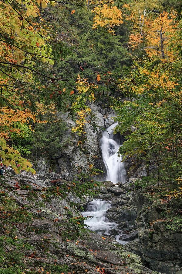 Bash Bish Falls Photograph