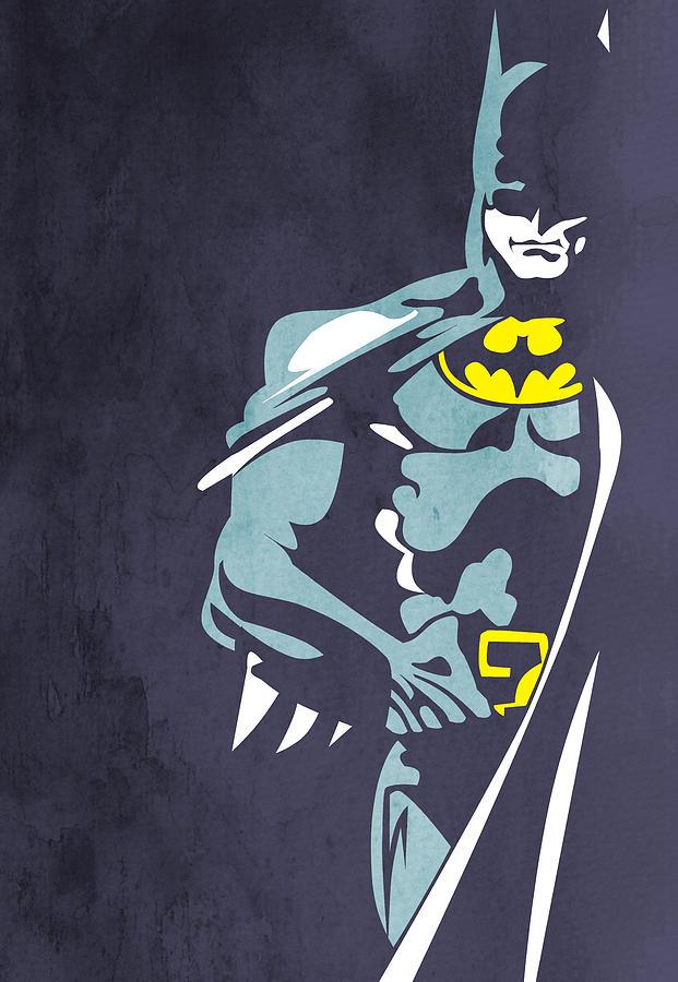 Batman  Digital Art
