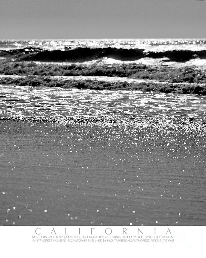 Beach Waves Photograph