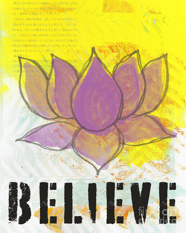 Believe Painting
