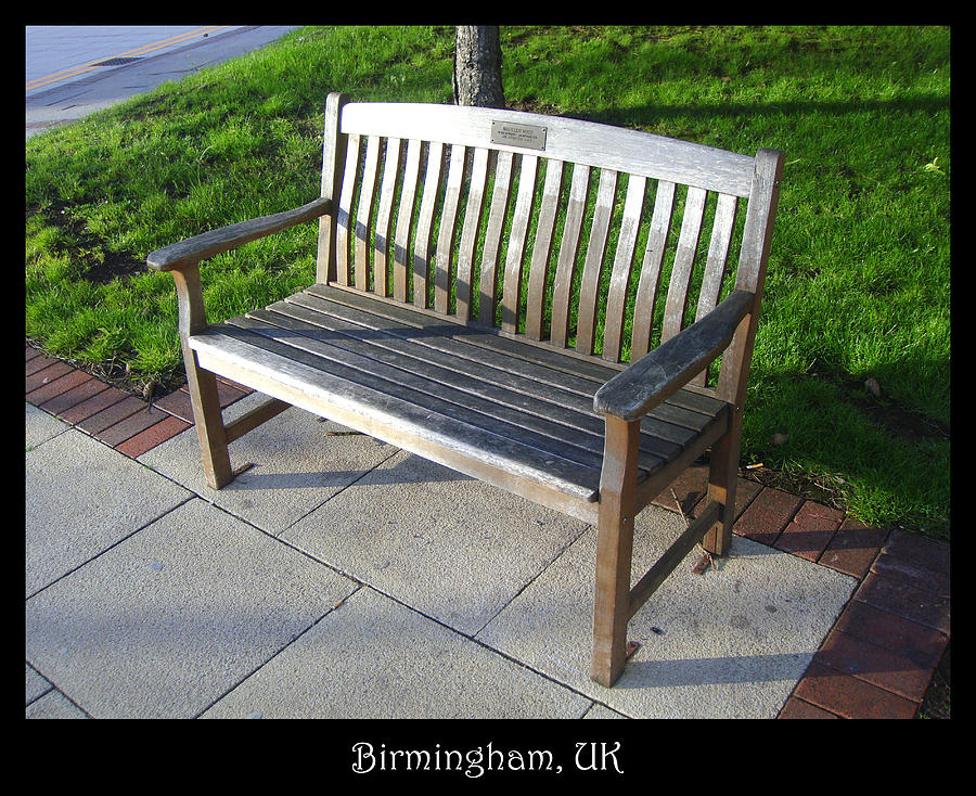 Bench 09 Photograph