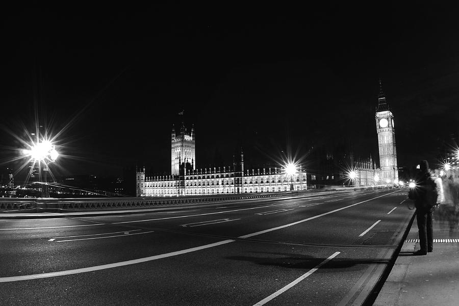 Big Ben Photograph  - Big Ben Fine Art Print