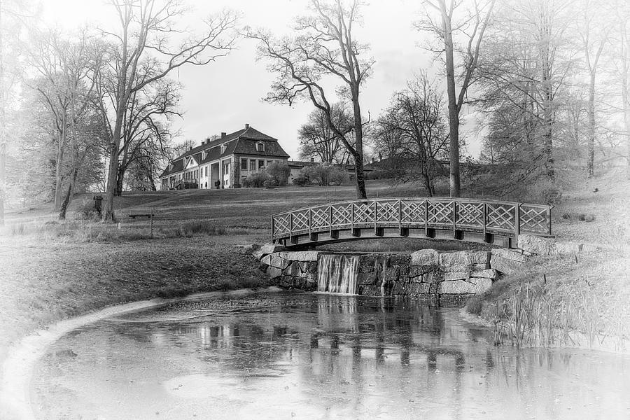 Bogstad Manor Photograph