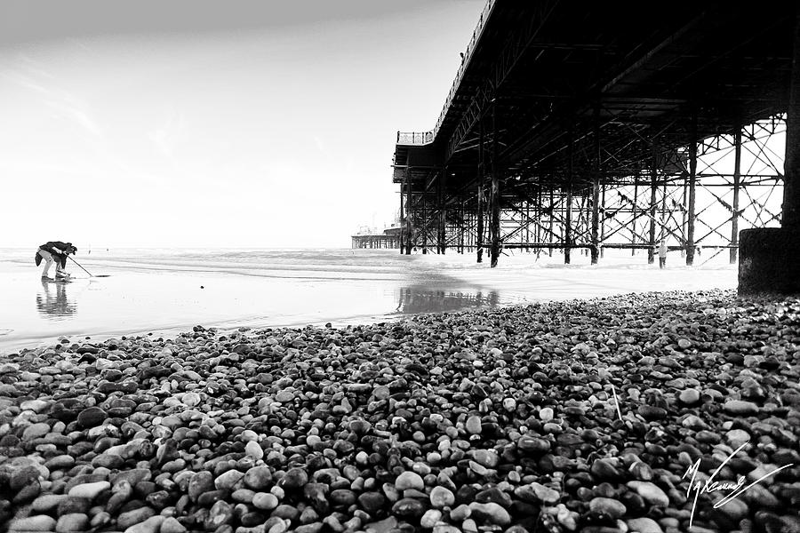 Brighton Photograph - Brightons Treasure by Max CALLENDER