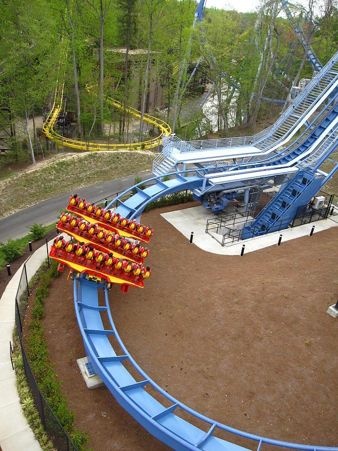 Busch Gardens - 12124 Photograph