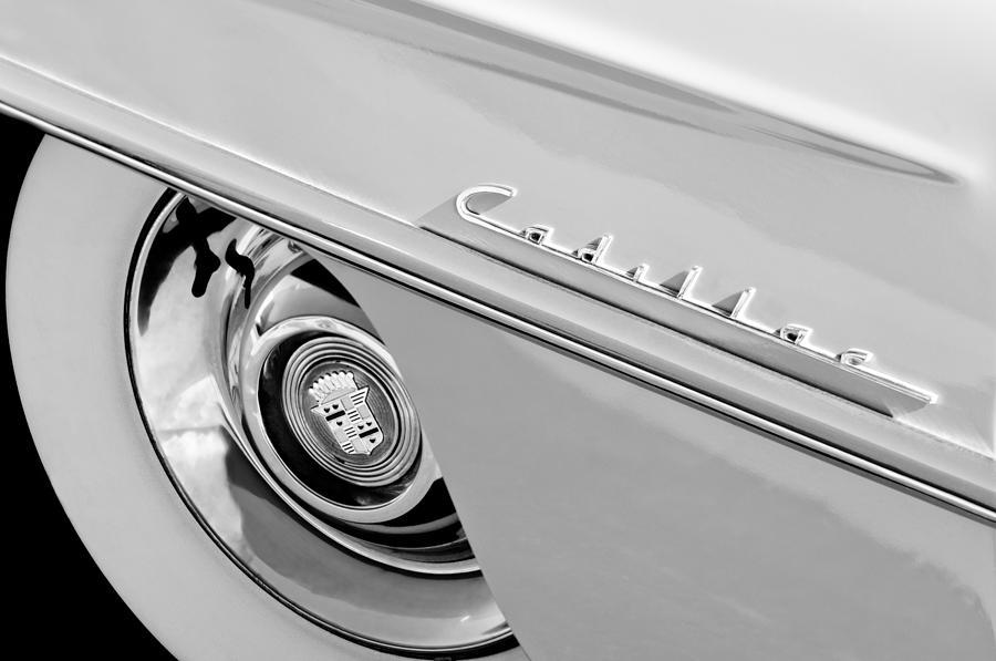 Cadillac Wheel Emblem