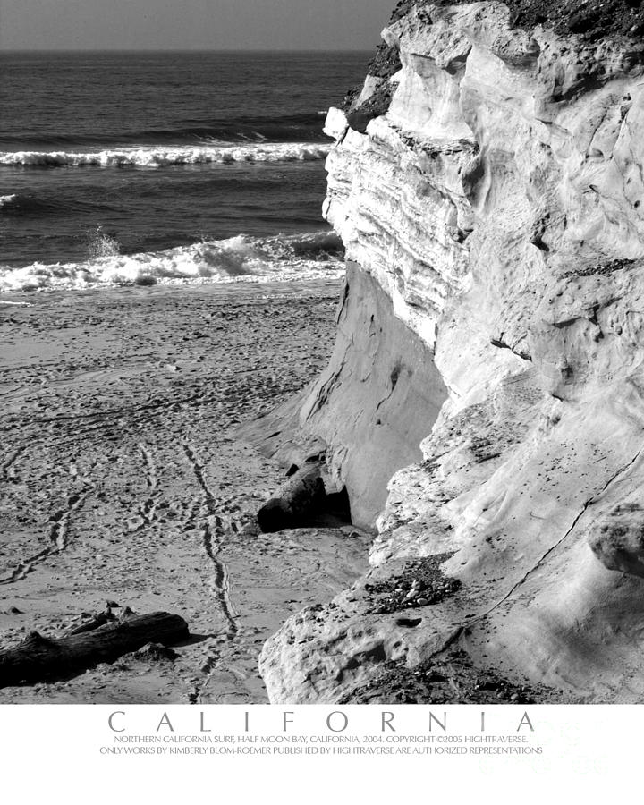 California Cliffs Photograph