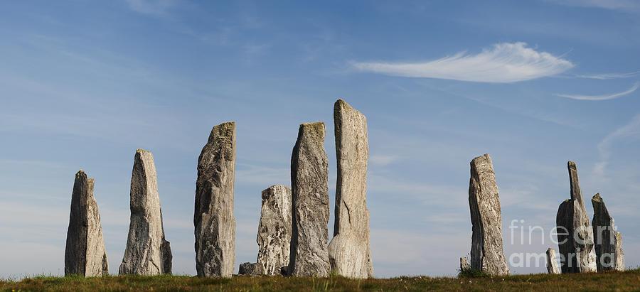 Callanish Standing Stones Photograph