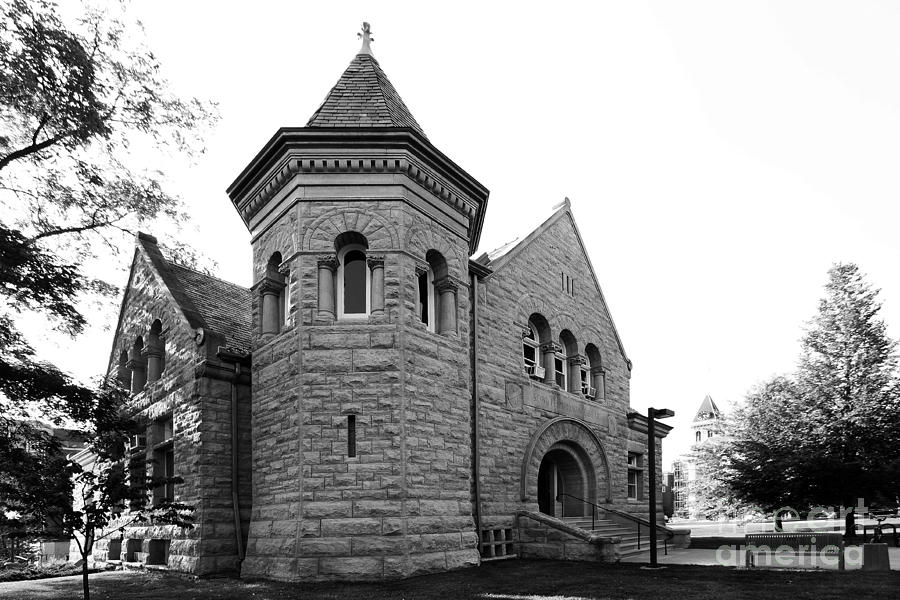 Carleton College Scoville Hall Photograph