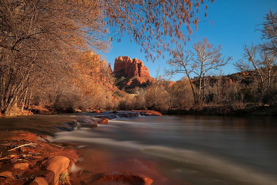 Cathedral Rock Sedona Arizona Photograph