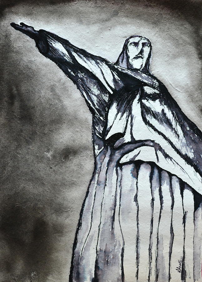 Christ The Redeemer Painting