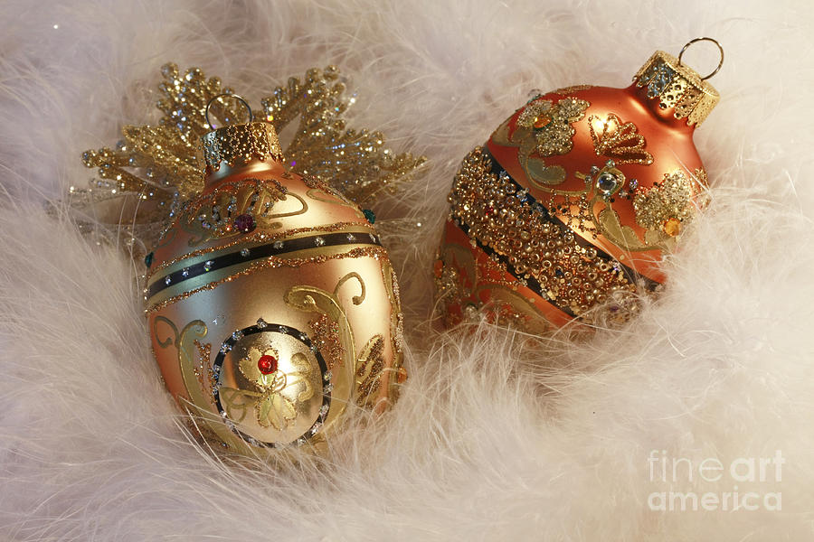 Christmas Past Photograph  - Christmas Past Fine Art Print