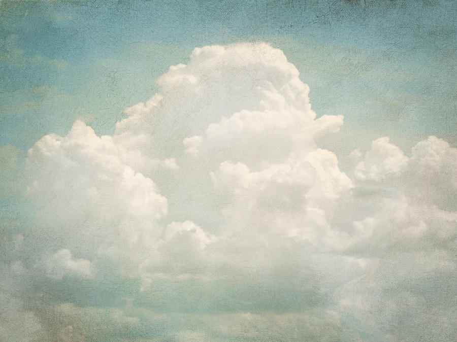 Cloud Series 3 Of 6 Digital Art