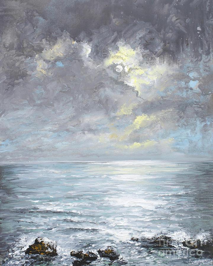 Cloudburst Painting