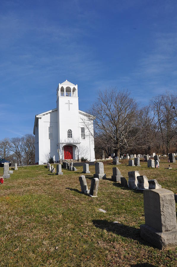 Cold Point Baptist Church Photograph