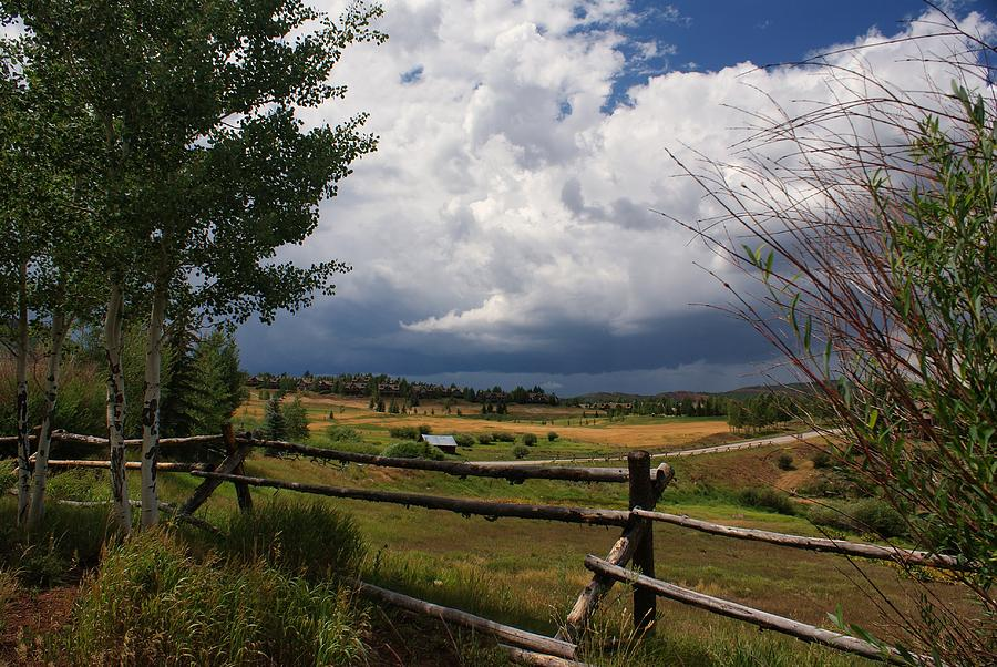 Colorado Ranch Photograph  - Colorado Ranch Fine Art Print