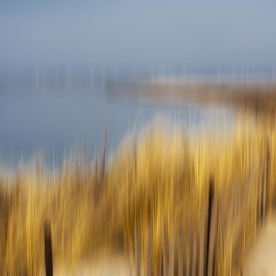 Cupsogue Photograph - Cupsogue Beach II by Bob Retnauer