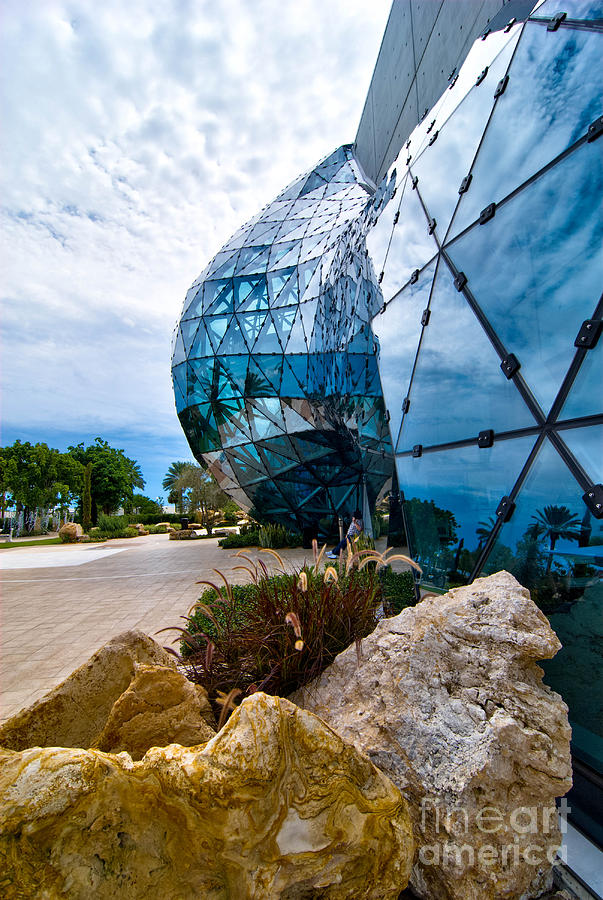Dali Museum Saint Petersburg Florida Photograph