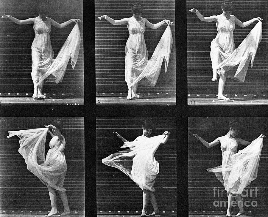 Dancing Woman Photograph