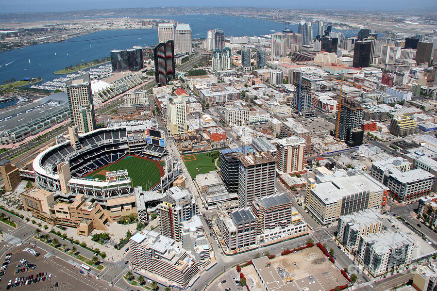 Downtown San Diego Photograph  - Downtown San Diego Fine Art Print