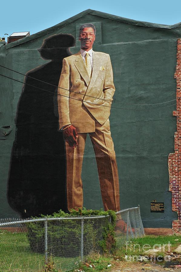 Dr. J. Photograph - Dr. J. by Allen Beatty