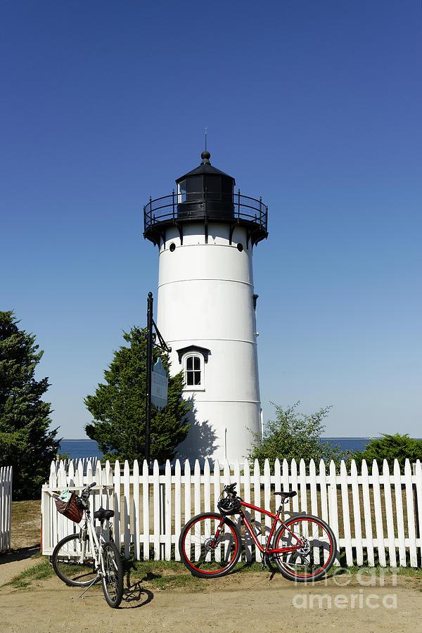 Martha's Vineyard Photograph - East Chop Lighthouse by John Greim