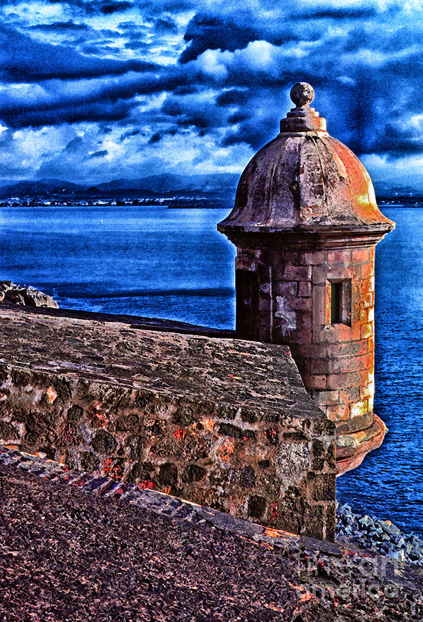 El Morro Fortress Photograph  - El Morro Fortress Fine Art Print