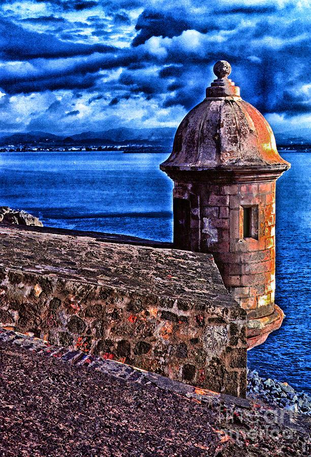 El Morro Fortress Photograph